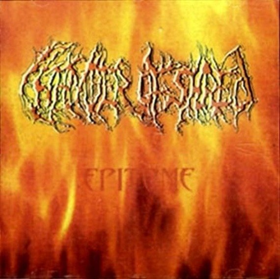 płyta CD: CHAMBER OF SHRED - EPITOME