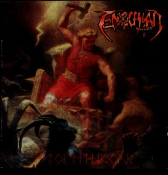płyta CD: ENOCHIAN - STORMTHRONE