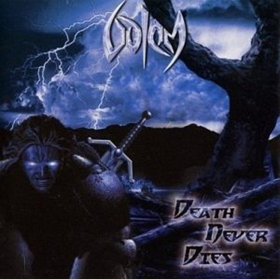 płyta CD: GOLEM - DEATH NEVER DIES