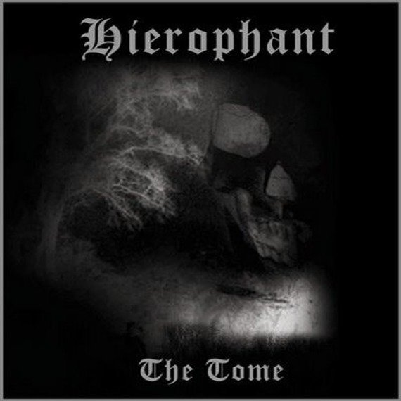 płyta CD: HIEROPHANT (US) - THE TOME