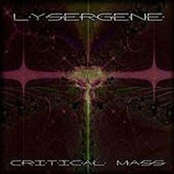 płyta CD: LYSERGENE - CRITICAL MASS