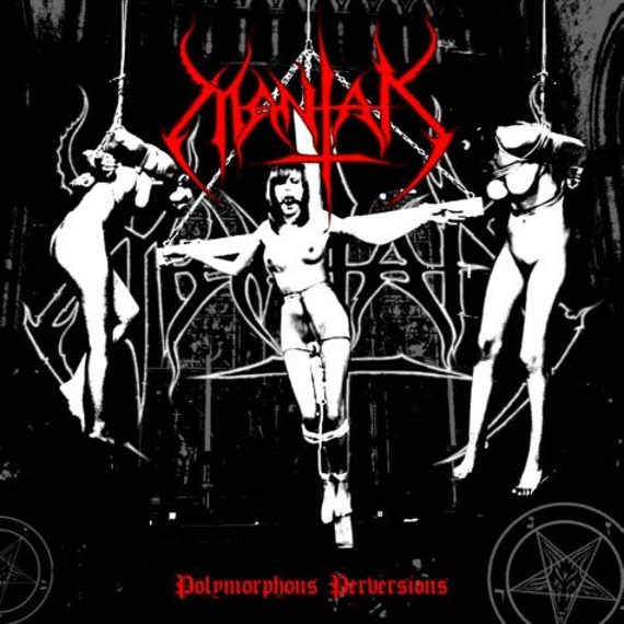 płyta CD: MANTAK - POLYMORPHOUS PERVERSION