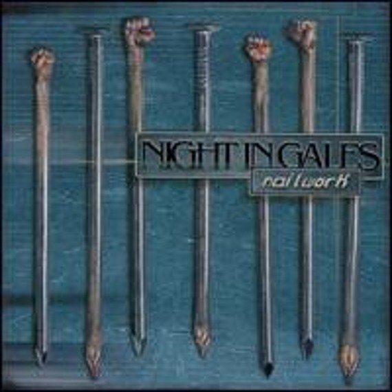 płyta CD: NIGHT IN GALES - NAILWORK