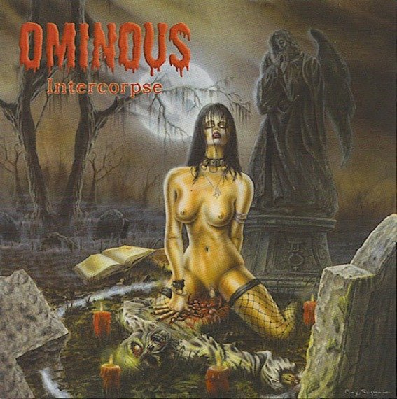 płyta CD: OMINOUS (US) - INTERCORPSE