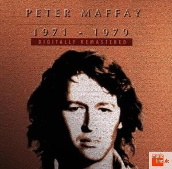 płyta CD: PETER MAFFAY - 1971-1979