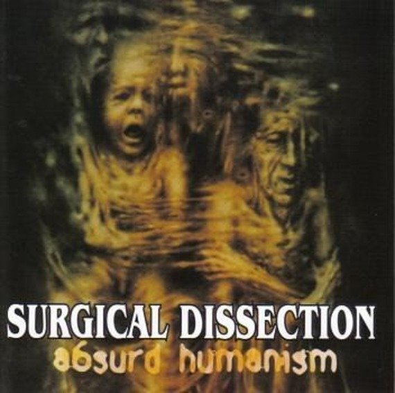 płyta CD: SURGICAL DISSECTION - ABSURD HUMANISM