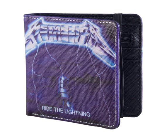 portfel METALLICA - RIDE THE LIGHTNING