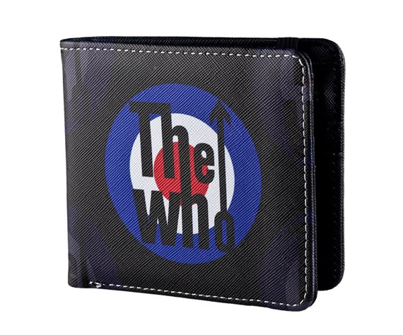portfel THE WHO - TARGET