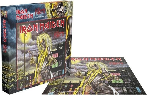 puzzle IRON MAIDEN - KILLERS, 500 el.