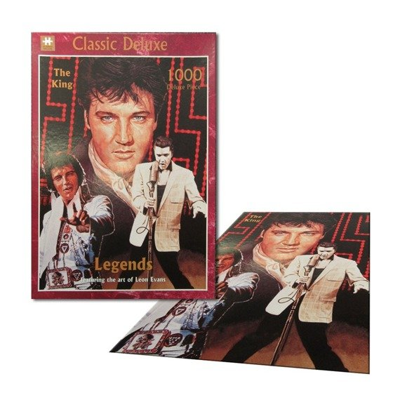 puzzle LEGENDS - ELVIS PRESLEY, 1000 el.