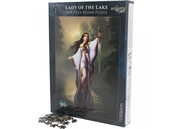 puzzle NEMESIS NOW - LADY OF THE LAKE, 70x 50 cm