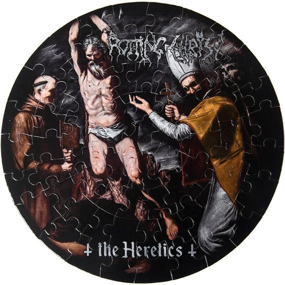 puzzle ROTTING CHRIST - THE HERETICS