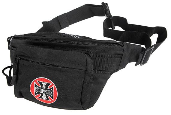 saszetka/nerka WEST COAST CHOPPERS - WCC WAISTBAG TANK LOGO