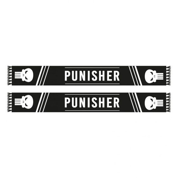 szalik PUNISHER MARVEL - LOGO