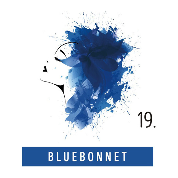 toner do włosów FUNKY COLOR - BLUEBONNET [19]