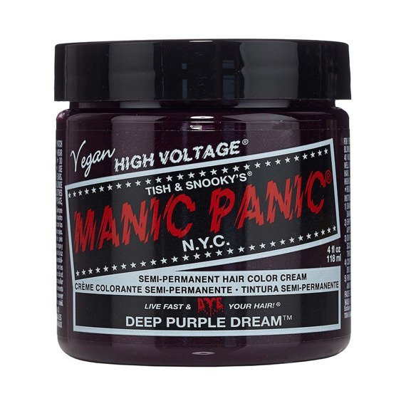 toner do włosów MANIC PANIC -DEEP PURPLE DREAM