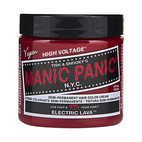 toner do włosów MANIC PANIC - ELECTRIC LAVA