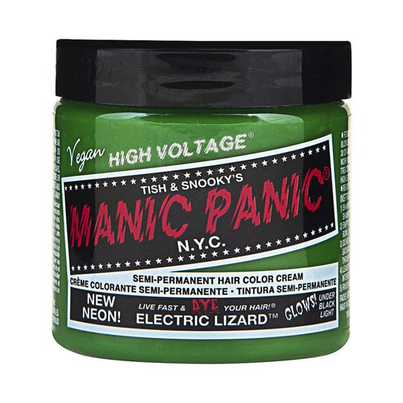 toner do włosów MANIC PANIC - ELECTRIC LIZARD