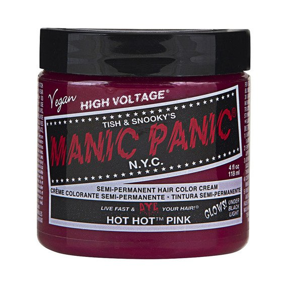toner do włosów MANIC PANIC - HOT HOT PINK