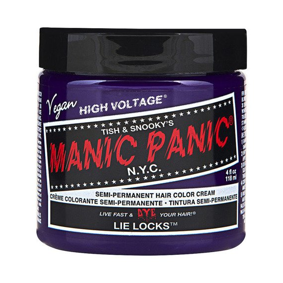 toner do włosów MANIC PANIC - LIE LOCKS
