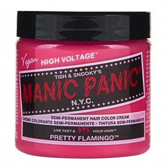 toner do włosów MANIC PANIC - PRETTY FLAMINGO