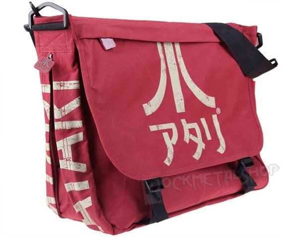 torba MESSENGER BAG - ATARI (RED JAPANESE)