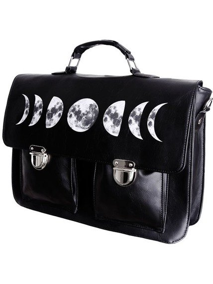 torba na ramię MOON CYCLE SATCHEL