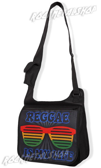torba na ramię REGGAE IS MY LIFE