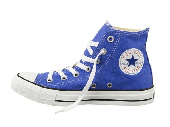 trampki CONVERSE - CHUCK TAYLOR ALL STAR CT HI B BLUE