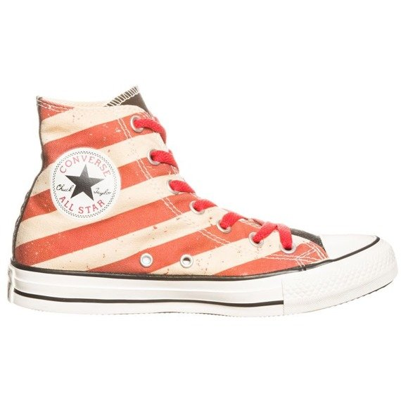 trampki CONVERSE - CHUCK TAYLOR ALL STAR CT HI BLACK FIRE