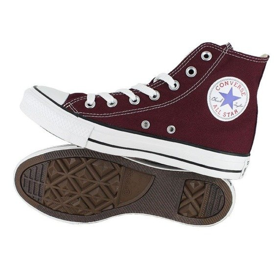 trampki CONVERSE - CHUCK TAYLOR ALL STAR CT HI BURGUNDY