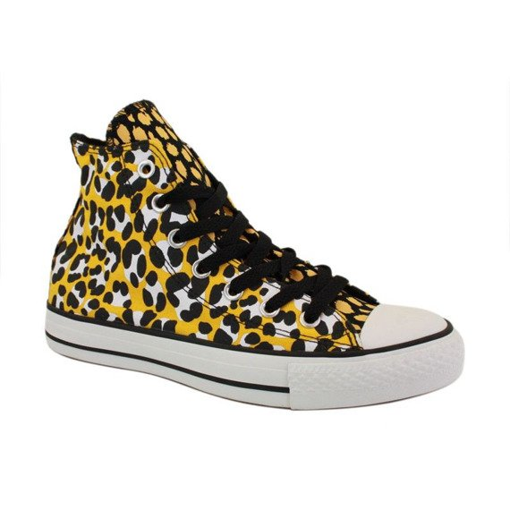 trampki CONVERSE - CHUCK TAYLOR ALL STAR CT HI OLD GOLD BLACK