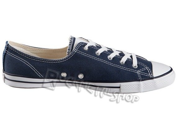 trampki CONVERSE - CHUCK TAYLOR ALL STAR FANCY NAVY