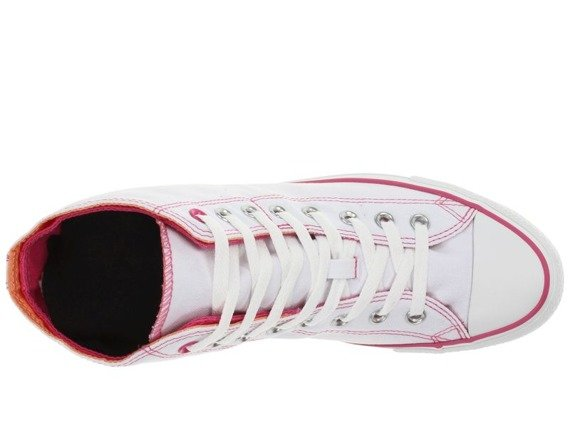 trampki CONVERSE - CHUCK TAYLOR ALL STAR TWO FOLD WHITE/CARMIN
