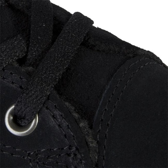 trampki CONVERSE CHUCK TAYLOR  - CT LEATHER HI ,ocieplane (BLACK)