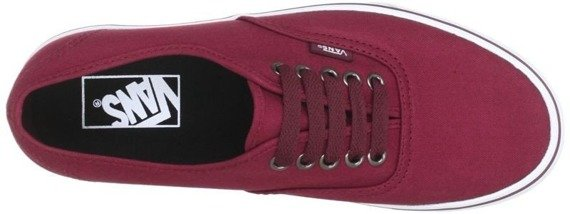 trampki VANS - AUTHENTIC RUMBA RED PORT ROYALE