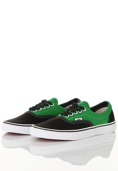 trampki VANS - ERA 2 TONE BLACK/BRIGHT GREEN