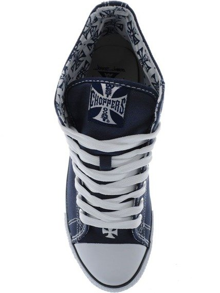 trampki WEST COAST CHOPPERS NAVY