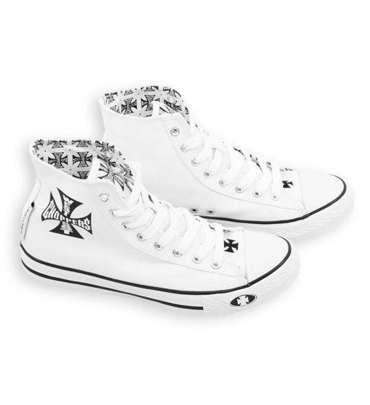 trampki WEST COAST CHOPPERS WHITE