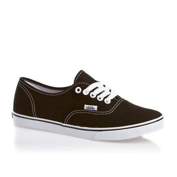 trampki damskie VANS - AUTHENTIC LO PRO BLACK/TRUE WHITE