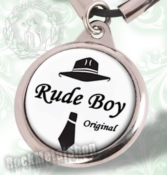 wisior RUDE BOY