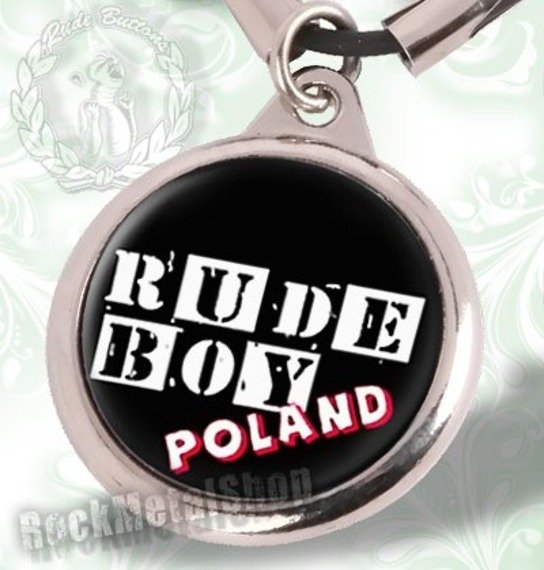 wisior RUDE BOY POLAND