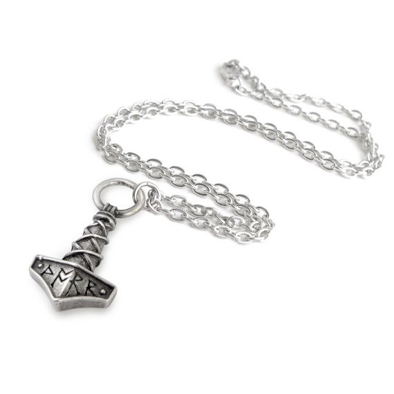 wisior THOR'S HAMMER AMULET