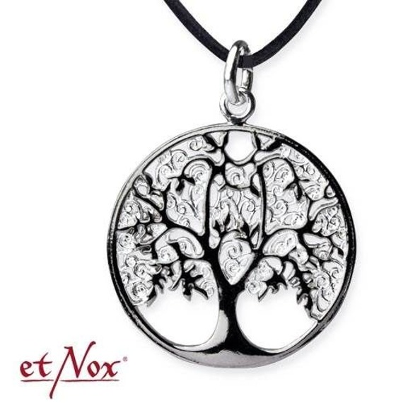 wisior TREE OF LIFE BLACK