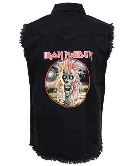 workshirt IRON MAIDEN - FIRST ALBUM