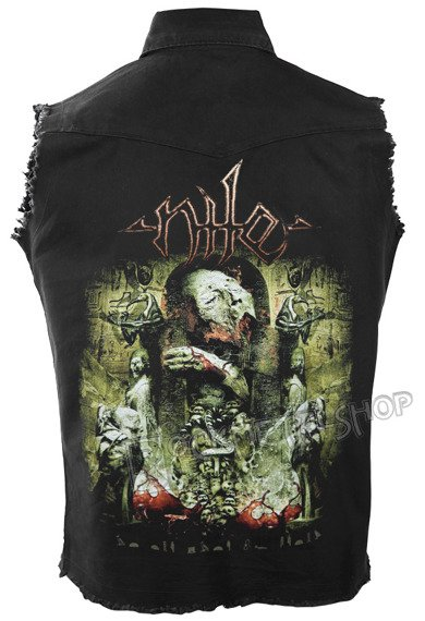 workshirt NILE - AT THE GATES OF SETHU