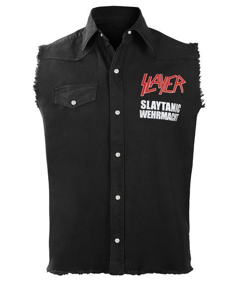 workshirt SLAYER - SLAYTANIC WEHRMACHT