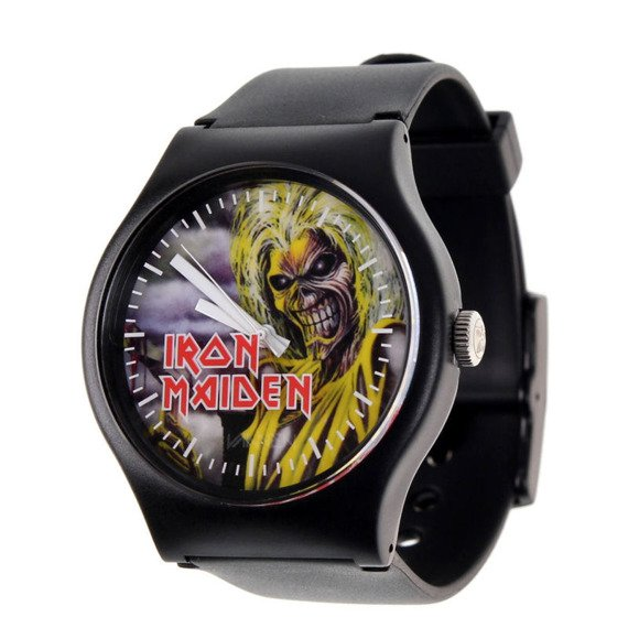 zegarek IRON MAIDEN - KILLERS, limited