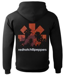 bluza rozpinana RED HOT CHILI PEPPERS - LOGO