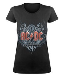 bluza z kapturem AC/DC - FOR THOSE ABOUT TO ROCK
